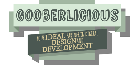 Gooberlicious - Your ideal partner in digital design and development